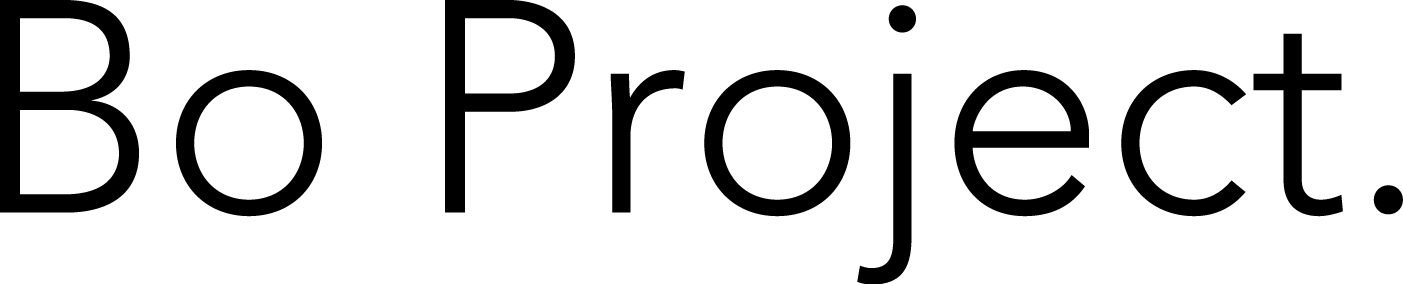 Bo Project.ローディングロゴ