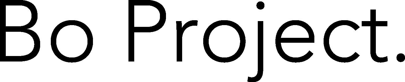 Bo Project.ヘッダーロゴ